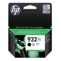 Tintenpatrone HP CN053AE - 932XL, Reichweite: 1.000 Seiten, schwarz