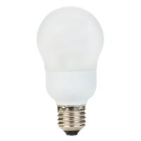 Energiesparlampe Aluminor für E27-Sockel, 15 Watt, Spirale