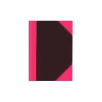 Geschäftsbuch Herlitz 283630, A6, kariert, 100 Blatt