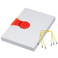 Archivbinder Jalema 2639800, Metall, gelb, 100 Stück