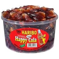 Fruchtgummi Haribo Cola Flaschen, Box mit 150 Stück
