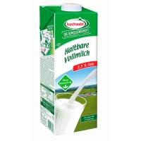 H-Milch, 3,5% Fettgehalt, 12 x 1 Liter