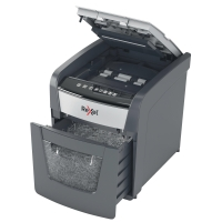 Aktenvernichter Rexel Auto+ 60X, 4 x 50mm Partikelschnitt, Leistung: 60 Bl, P3