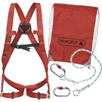 Absturzsicherungsset Deltaplus ELARA130, mit Gurt und Seil