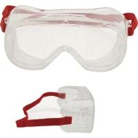 Vollsichtbrille 3M 4800, Polycarbonat, klar