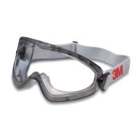 Vollsichtbrille 3M 2890, Polycarbonat, klar