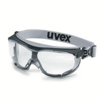 Vollsichtbrille uvex 9307.375 carbonvision, Polycarbonat, klar