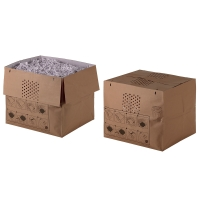 Papiersack Rexel 1765030EU für Aktenv. Auto+500X, Volumen: 80 Liter, 50 Stück