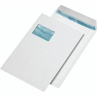 Versandtaschen Mayer Network 387360, C4, mit Fenster, HK, 120g, weiß, 250 Stück