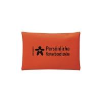 Notfallverbandtasche Söhngen, praktische Reißverschlusslasche, orange