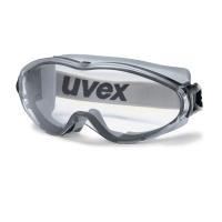 Vollsichtbrille uvex 9302.285 ultrasonic, Polycarbonat, klar
