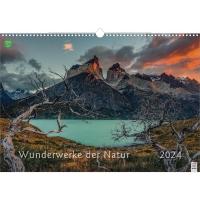 Bildkalender 2018 Brunnen 516143514, Wunderwerke der Natur, 490 x 340mm