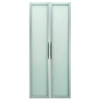 Schranktür für Schrankwandsystem, Höhe: 188 cm, Glas, satiniert