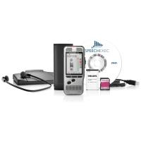 Diktiergerät Philips DPM 7700, Digital Pocket Memo Kit, 4GB Speicher, 53x123x15