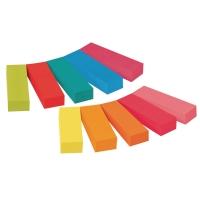 Haftmarker Post-it Page Marker 670-10AB, 13 x 44 mm, 10 x 50 Blatt, 10 Farben