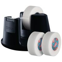 Klebefilm Tesa tesafilm 53832, inkl. Handabroller, 19mm x 33m, matt, 3 Stück
