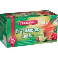 Tee Teekanne 6800, Brasilianische Limette, 20 Beutel á 2,50g