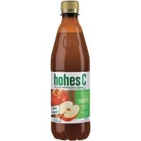 Hohes C Apfel-Naturtrüb, 0,5l PET-Flasche, 12 Stück
