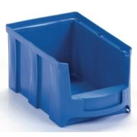 Aufbewahrungskasten Viso STAR2B, Volumen: 1l, Maße: 130x80x70mm, blau