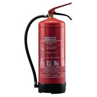 Feuerlöscher Gloria PD6GA, Pulver, Dauerdruck, für Garagen, 6kg
