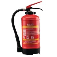 Feuerlöscher Gloria FB3EASY, Fettbrand-Auflade-Löscher, für Gastronomie, 3 Liter