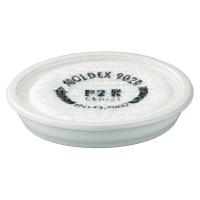 Partikelfilter Moldex EasyLock 902001, Typ P2 R, 20 Stück