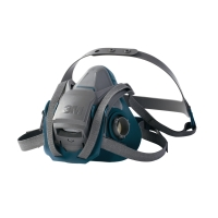 Atemschutzmaske 3M 6502QL, Typ: Halbmaske, Größe: M