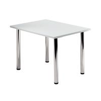 Tischplatte Hammerbacher KP08/5, Größe: 80 x 80 cm (L x B), grau