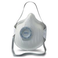 Atemschutzmaske Moldex 240515, Typ: FFP2, mit Ventil, 20 Stück
