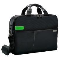 Laptoptasche Leitz 6016 Smart Traveller, 15,6 Zoll, Polyester, schwarz