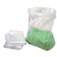 Plastiksäcke HSM 1235997403, für Aktenvernichter, Volumen: 221 Liter, 100 Stück