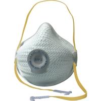 Atemschutzmaske Moldex 325501, Typ: FFP3, Größe S/M, mit Ventil, 10 Stück