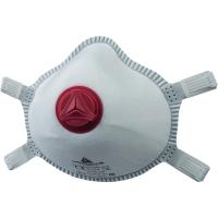 Atemschutzmaske Deltaplus M1300VC, Typ: FFP3, mit Ventil, 5 Stück