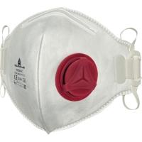Atemschutzmaske Deltaplus M1300VBC, Typ: FFP3, mit Ventil, 10 Stück