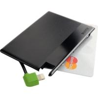 USB Ladegerät Leitz 6526, 1 Ladeanschluss, 5000 mAh, schwarz