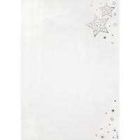 Papier Sigel DP051, DIN A4, Motiv: Golden Glow, 100 Blatt