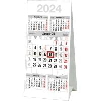 Fünfmonatskalender 2018 Bühner M5TK, 5 Monate / 1 Seite, 9,6 x 20,5cm
