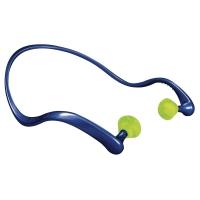 Bügelgehörschutz Moldex WaveBand 1K, 27dB, blau, 8 Stück