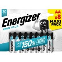 Batterie Energizer 638900, Mignon, LR06/AA, 1,5 Volt, ECO, 8 Stück