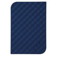Festplatte Verbatim 53200, extern, 8,89cm, 192 x 118 x 49mm, USB 3.0, 1 TB, blau