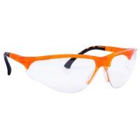 Schutzbrille Infield 9383 105 Terminator, Polycarbonat, klar