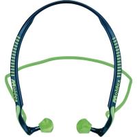 Bügelgehörschutz Moldex Jazz-Band 2, 23dB, blau/grün, 8 Stück