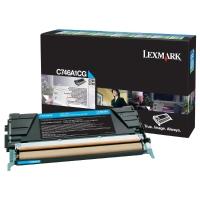 Toner Lexmark C746A1CG, Reichweite: 7.000 Seiten, cyan