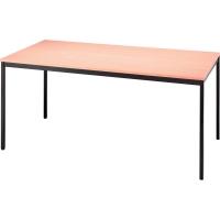 Konferenztisch Hammerbacher VVS16/6, Größe: 160 x 80 cm (L x B), buche