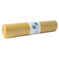 Müllbeutel Deiss 11021, Maße: 700 x 1100mm, Füllmenge: 120l, gelb, 25 Stück
