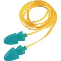 Gehörschutzstöpsel Howard Leight Neutron, 20dB, mit Kordel, transparent blau,50P