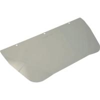 Sicherheitsvisier JSP Surefit, aus Polycarbonat, 20cm, klar