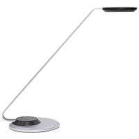 LED-Tischleuchte Unilux 400012753 Ulva, grau