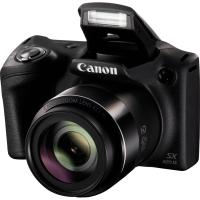 Digitalkamera Canon SX420IS, 20,2 Megapixel, schwarz