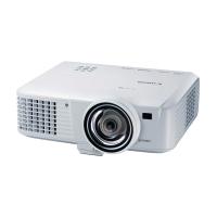 Video-/Datenprojektor Canon LV-X310ST, Auflösung: 3.100 ANSI Lumen, weiß